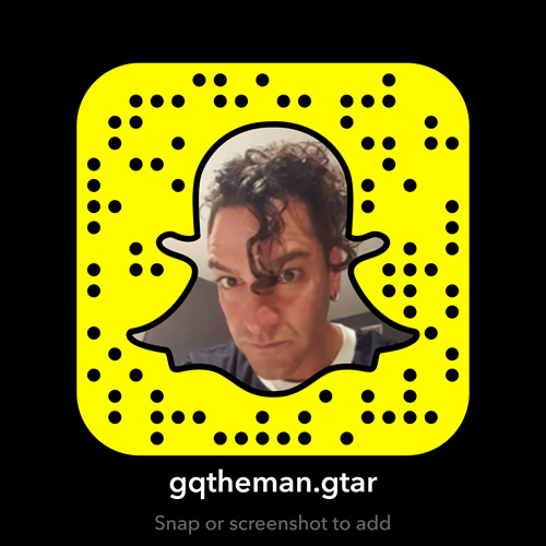 GQ the Actor Snapchat